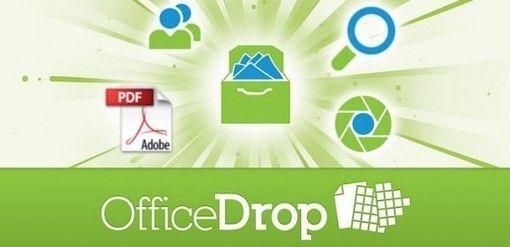 Office Drop, escanea y organiza documentos desde Android