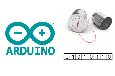 Enviar O Recibir Bytes Por Puerto Serie En Arduino Puerto Serie Arduino Tutoriales