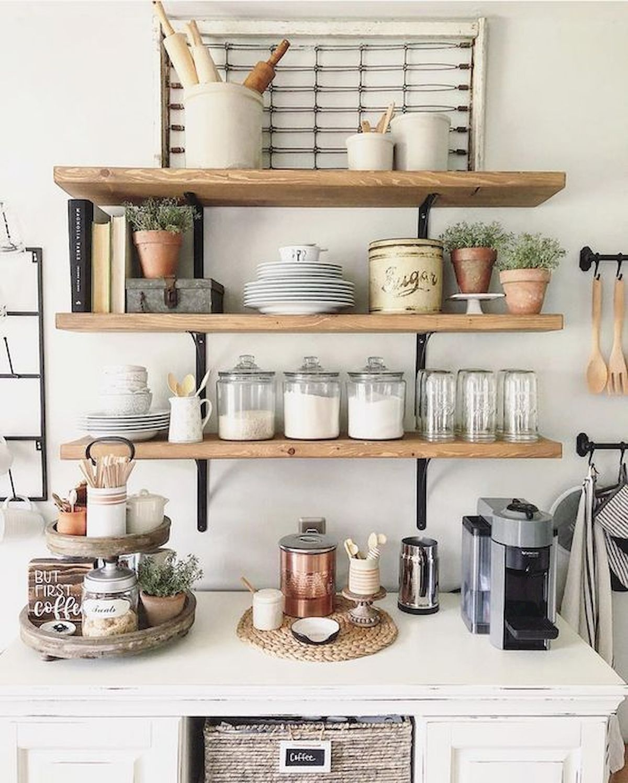 46 Creative DIY Small Kitchen Storage Ideas - doityourzelf