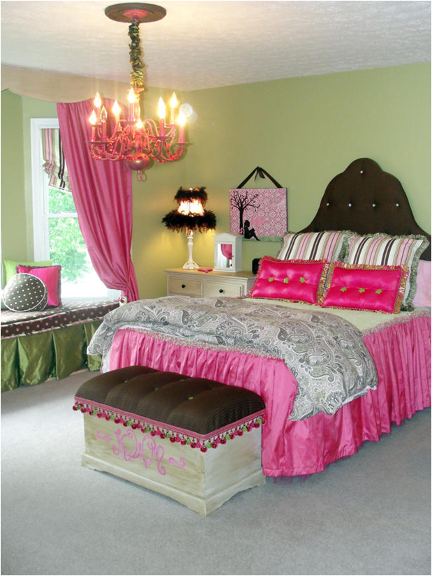 Elegant Key Interiors By Shinay: 42 Teen Girl Bedroom Ideas I Like The Tri Color  Combo, But Not To Crazy About The Bed.