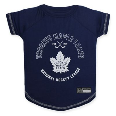 b2cd3c530 NHL Toronto Maple Leafs Extra Small Pet Jersey