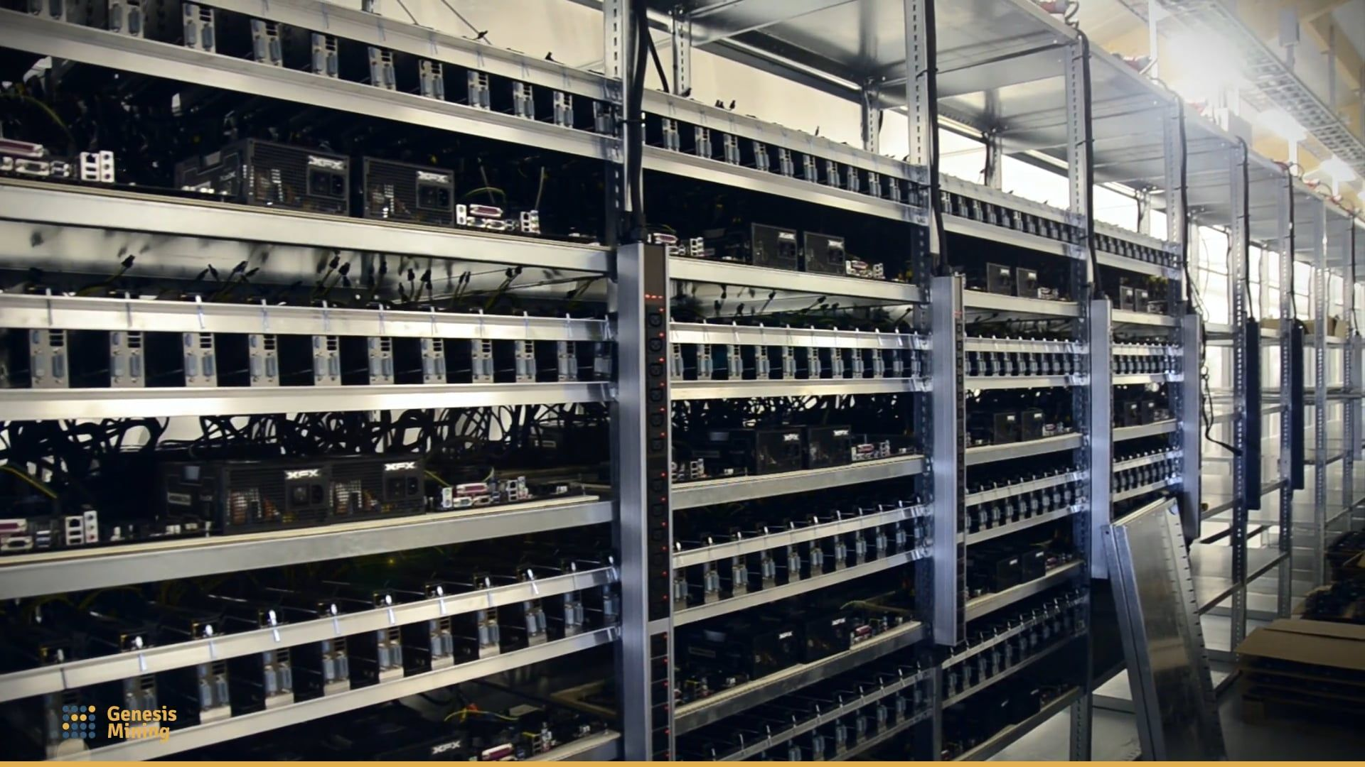 largest cryptocurrency mining
