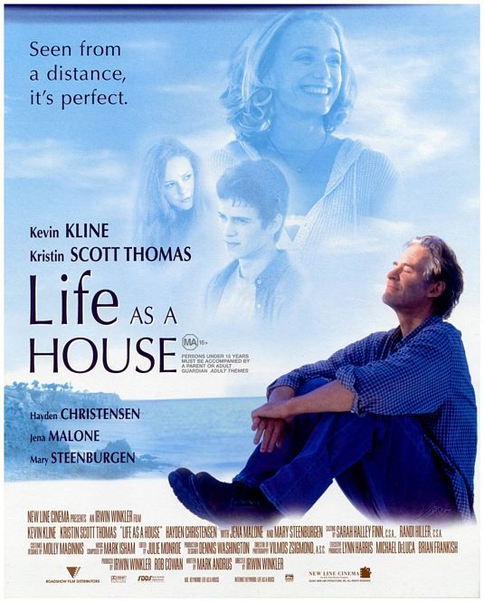 Life As A House Really Good Movies Movies Worth Watching The Sweetest Thing Movie