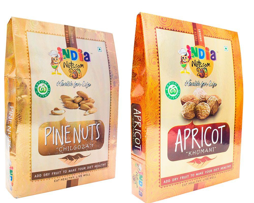 #Apricot #Pinenut @ Indianuts  Indianuts- India's #1 Dry Fruit Seller  http://goo.gl/9vyGf2 http://goo.gl/AyZ83s