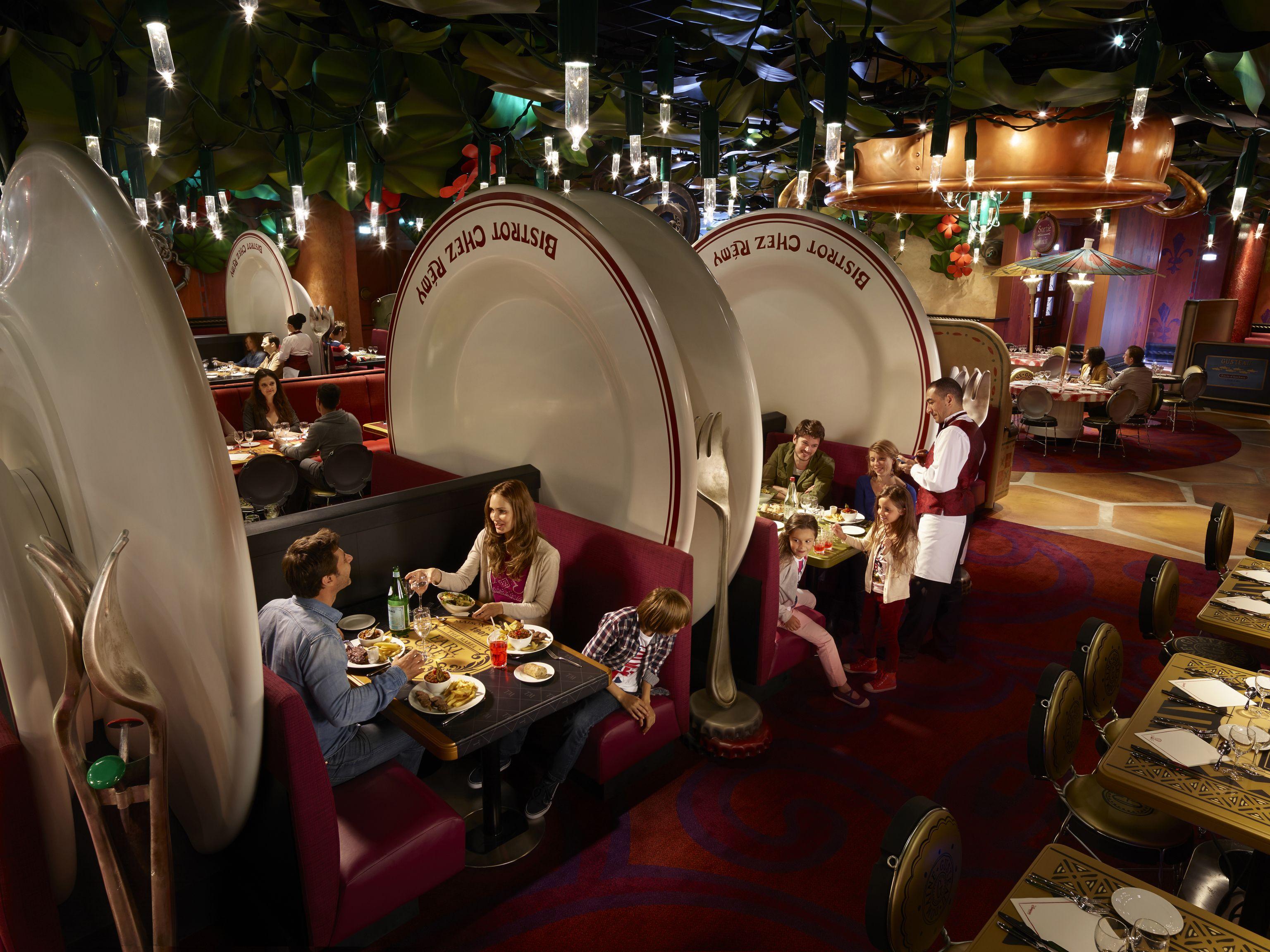 Chez Remy Disneyland Paris