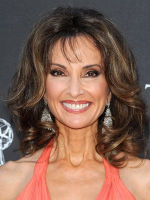Susan Lucci S Hair Color Hairstyles For Women Over 30