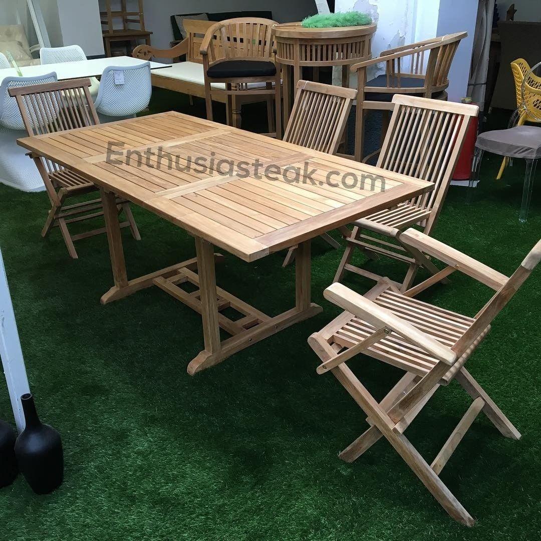 Pin Oleh Enthusiasteak Furniture Di Indonesian Teak Garden Furniture Jepara