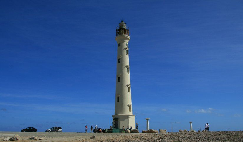 Lighthouses in China | Southern Caribbean Vacation February 2008