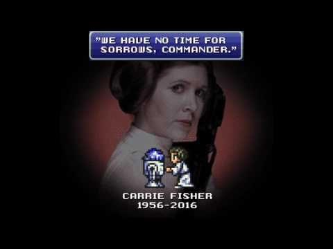 Star Wars Episode IV: A New Hope- Binary Sunset/ Force Theme (Final Fantasy VI Arrange)