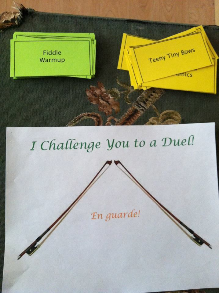 Practice Makes It Easy: Practicing Duel