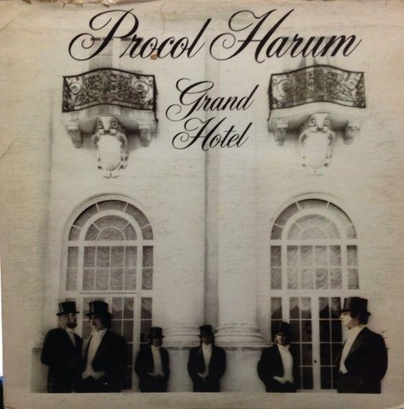 Procol Harum Grand Hotel 1973 At Discogs