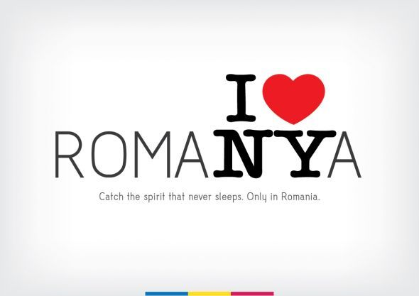 Country branding exercise from Lowe Romania
