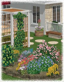 Free Garden Design Software Tool 3d Downloads Garden Design