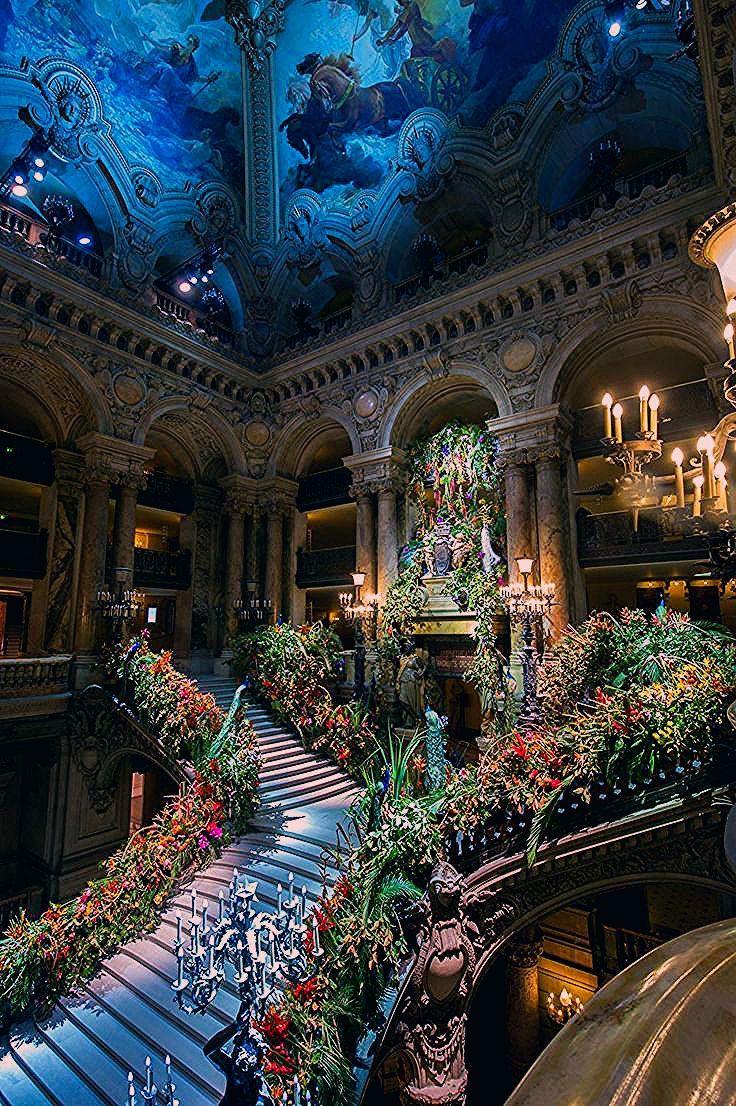 Photo of Eröffnung-Gala-der-Oper-national-de-Paris-Ballett-Didier-Pflug-8 – #aesthetic #…