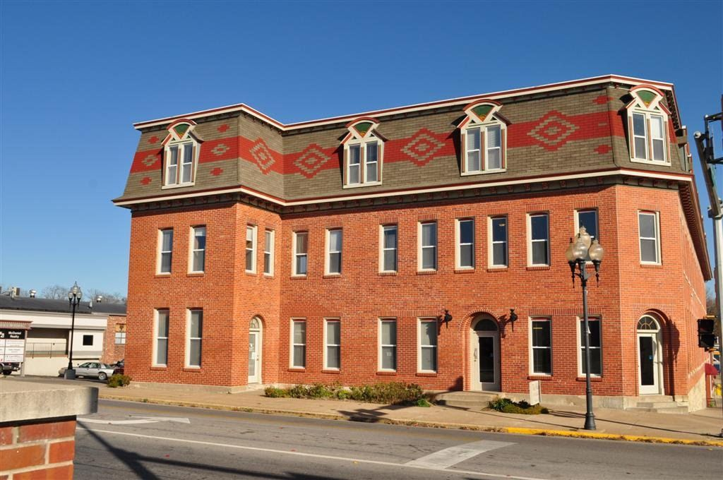 Old Palace Hotel Building 5th Market Fulton Mo