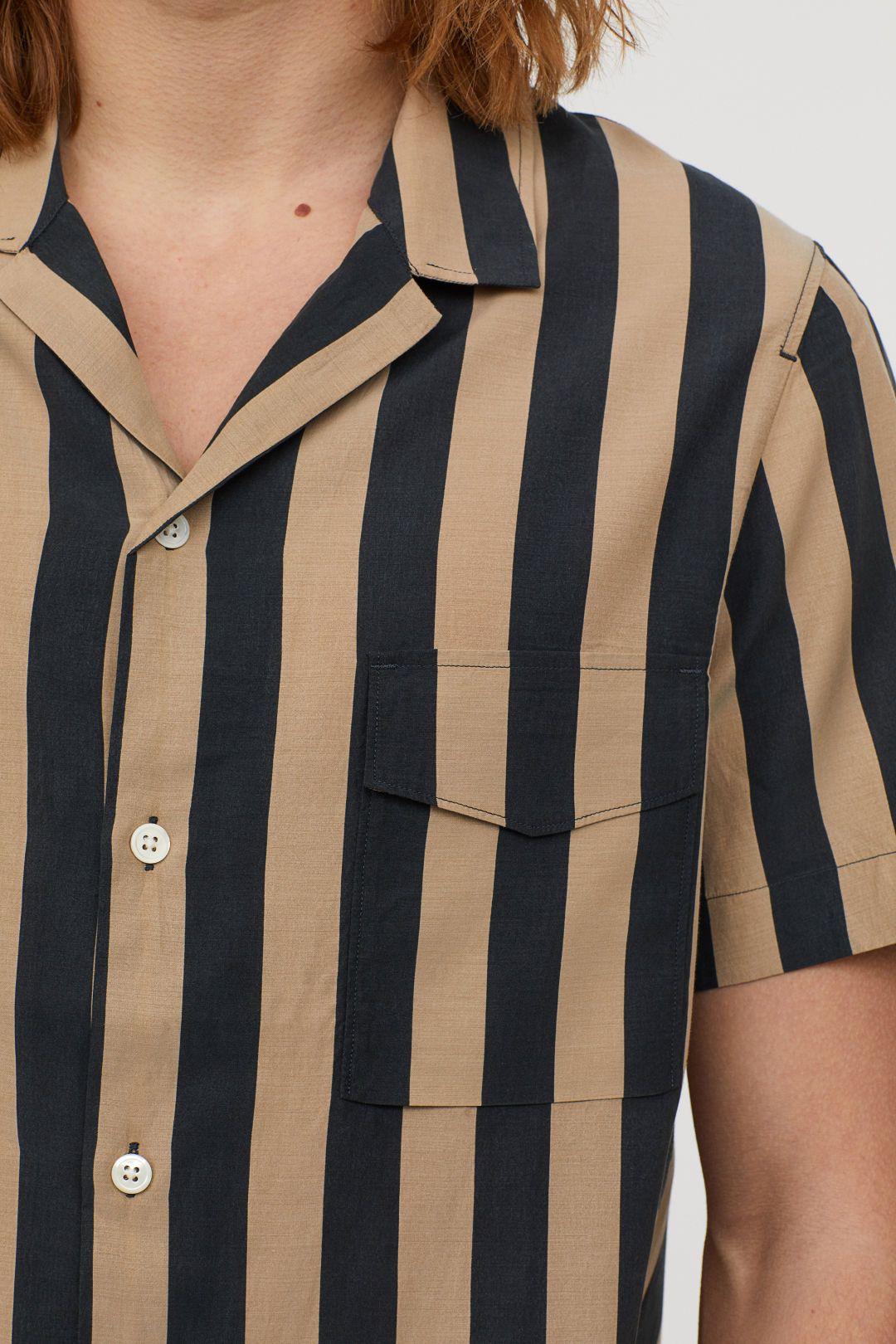 Camisa con cupro en 2019 | Camisa rayas hombre, Camisas