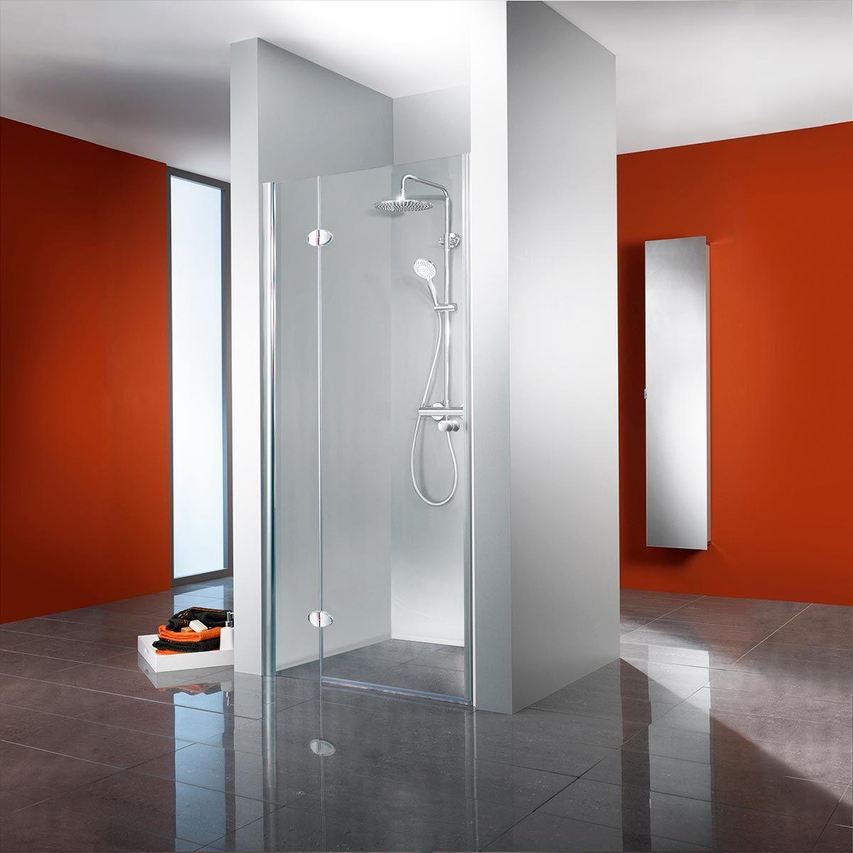 Duschtur Nische 28 Ideen Fur Gemutliche Nischenduschen Dusche Duschtur Duschideen