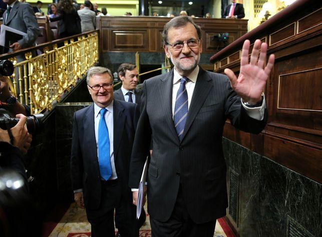 """Mariano Rajoy reclama """"un Gobierno en condiones de gobernar no un Gobierno multiusos"""""""