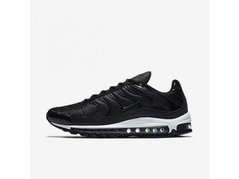 huge selection of 9a79f c4a61 Promoción Nike Air Max 97 PlusNegras/Blancas/Anthracite Hombre PU195412