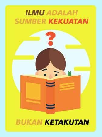 Kumpulan Contoh Slogan Pendidikan Terbaru - Penulis Cilik ...
