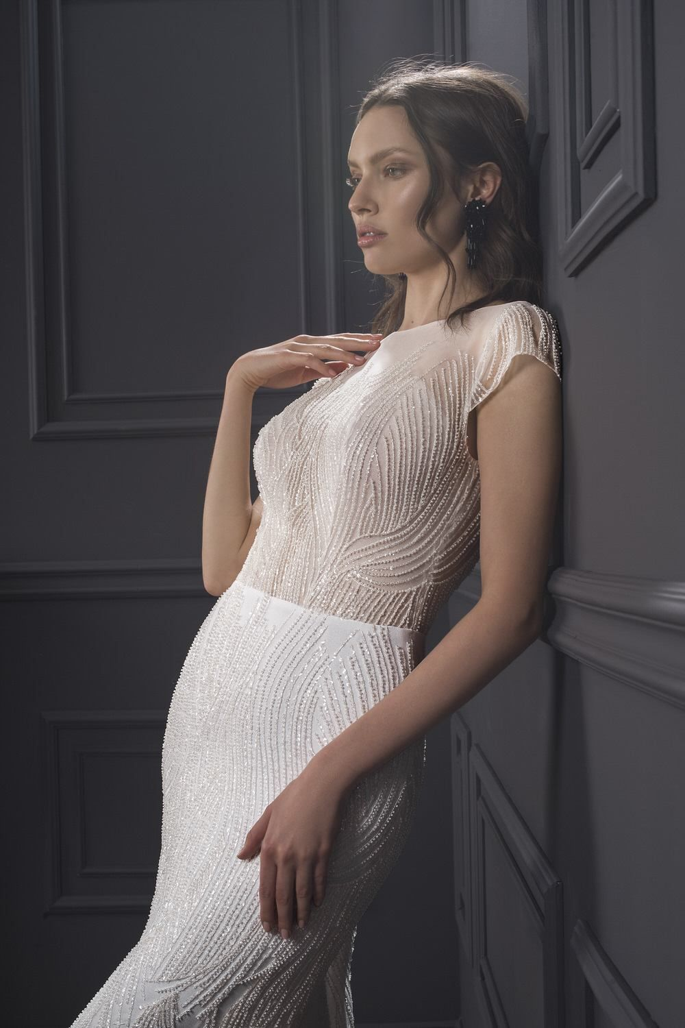 Paris in Spring Lihi Hod 2020 Collection Wedding