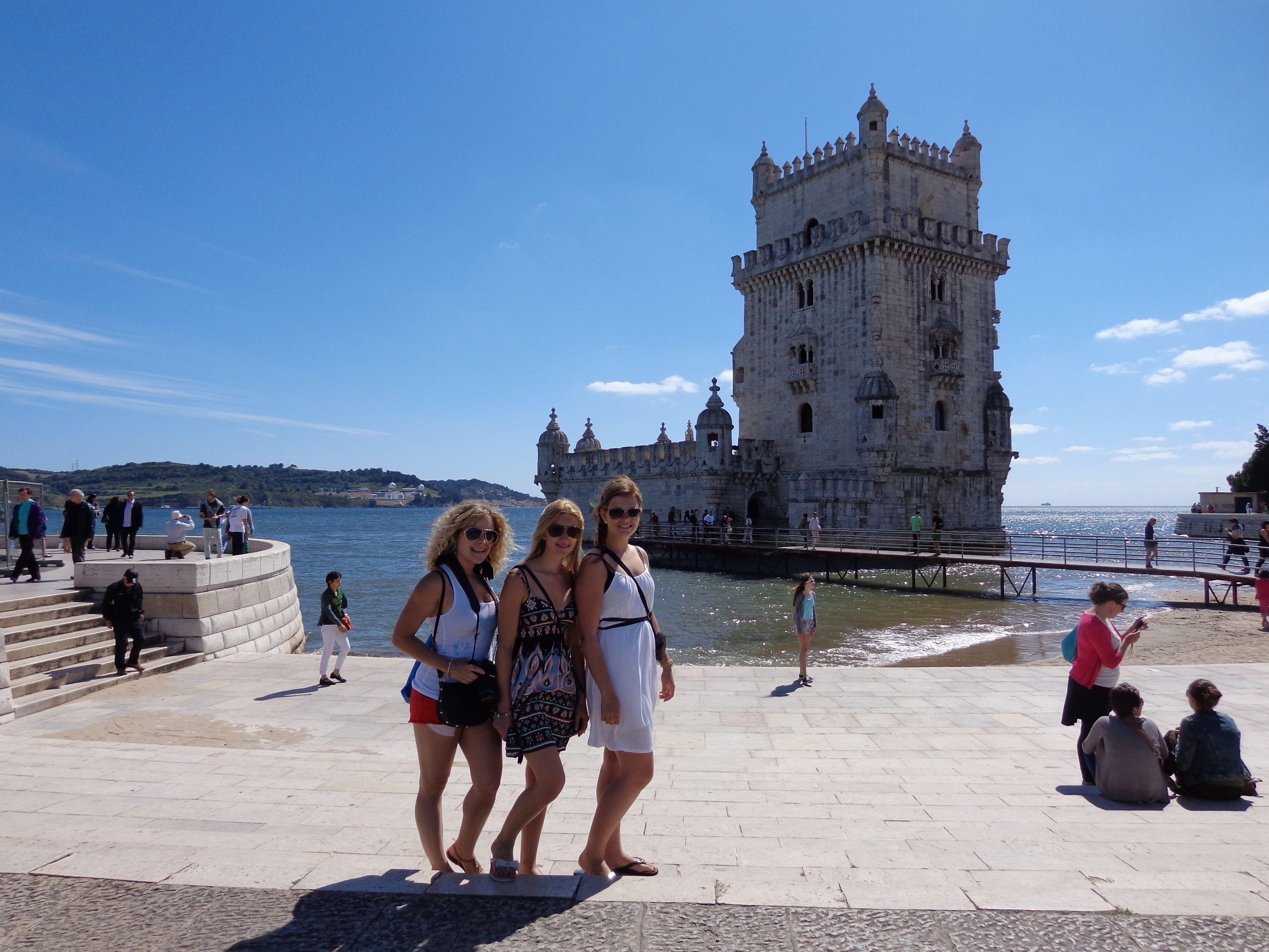 Portugal, Balem, Torre de belem