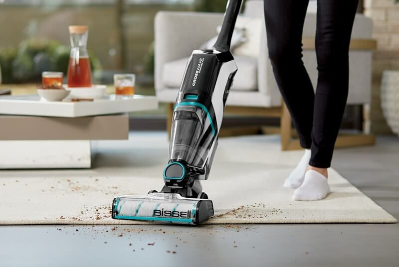 Bissell crosswave cordless max in 2020 vacuums good