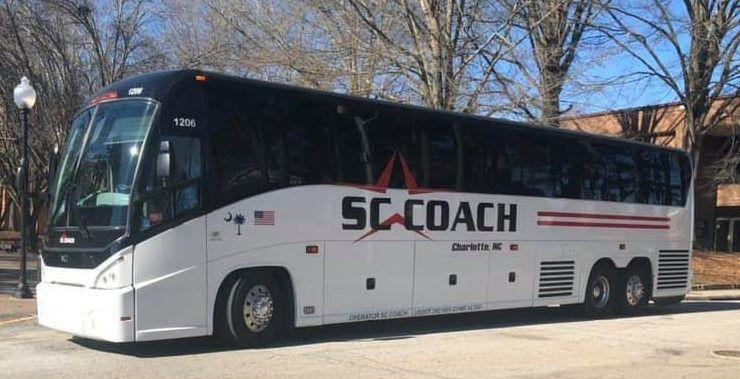 Pin On Charleston Bus Charter