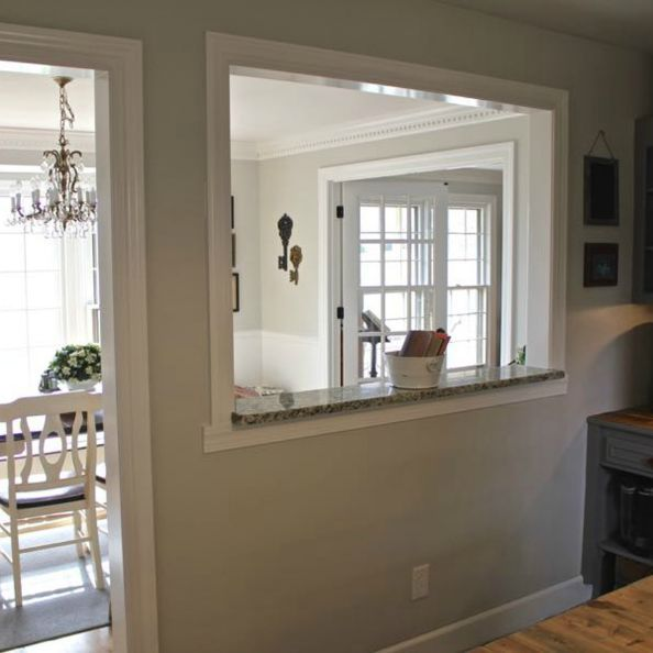 DIY Kitchen Farmhouse Makeover On A Budget In 2019