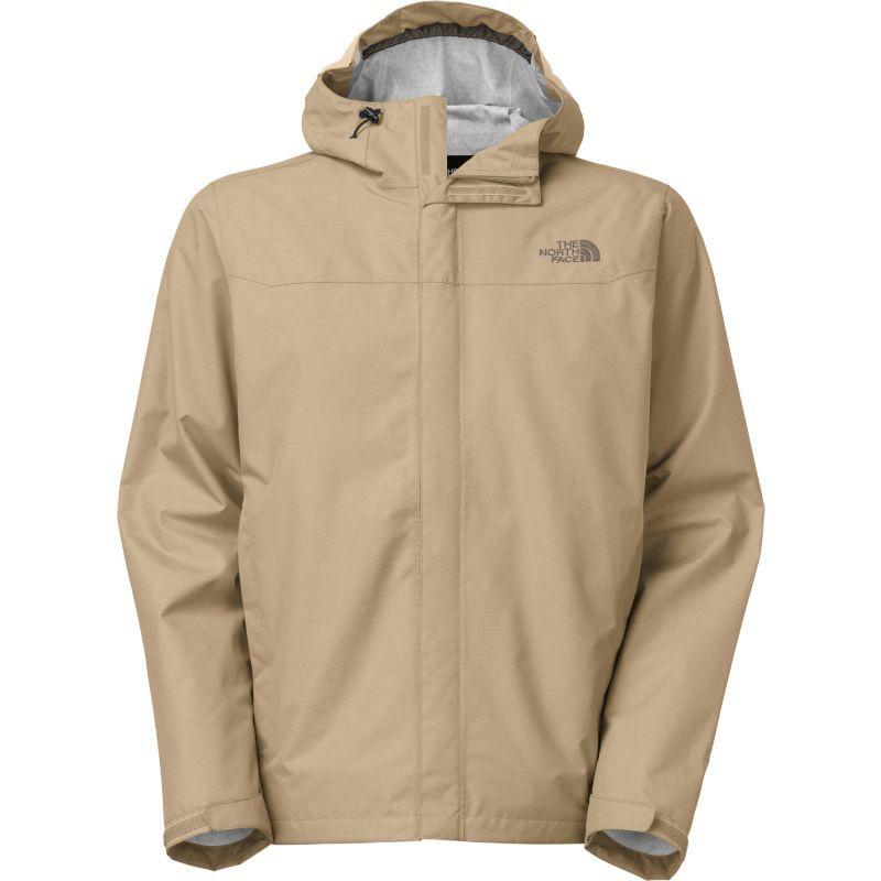 The North Face Men's Venture Rain Jacket, Size: Small, Dune