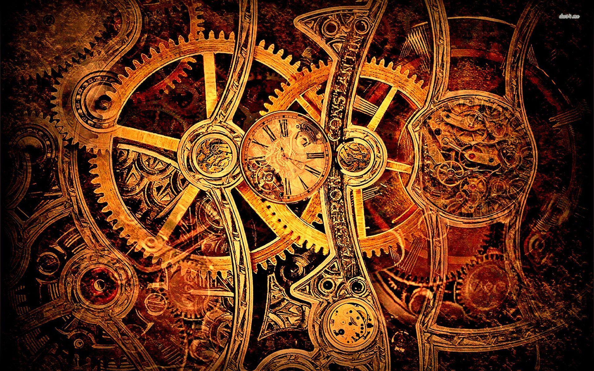 Steampunk/Tim Burton Styles