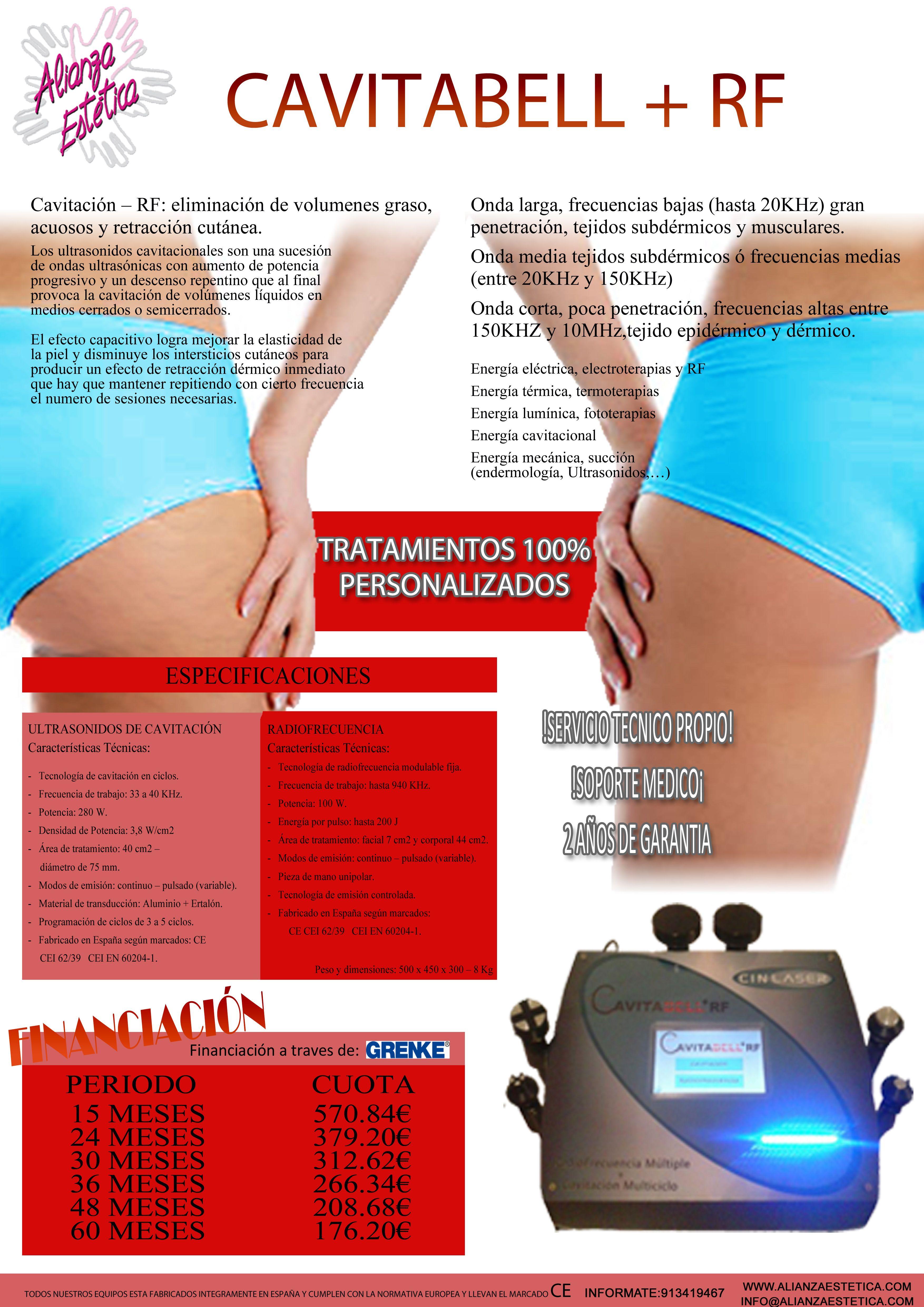 cavitacion y perdida de peso repentina