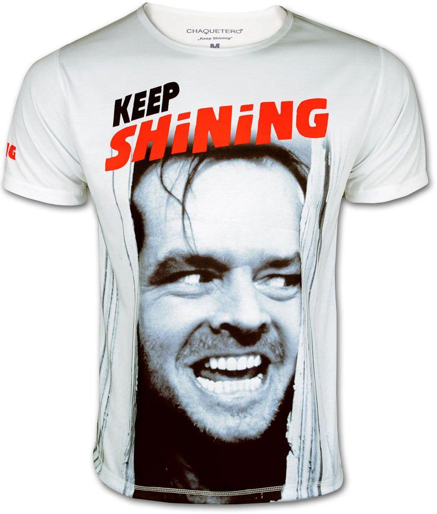 The Shining Jack Nicholson King Horror Movie Fan Cool T Shirt