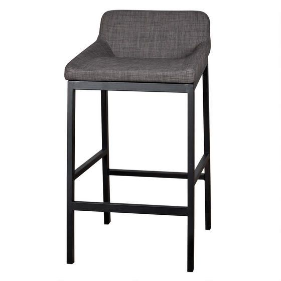 Tremendous Vesper Counter Stool Charcoal Its Gonna Be So Cozy Theyellowbook Wood Chair Design Ideas Theyellowbookinfo