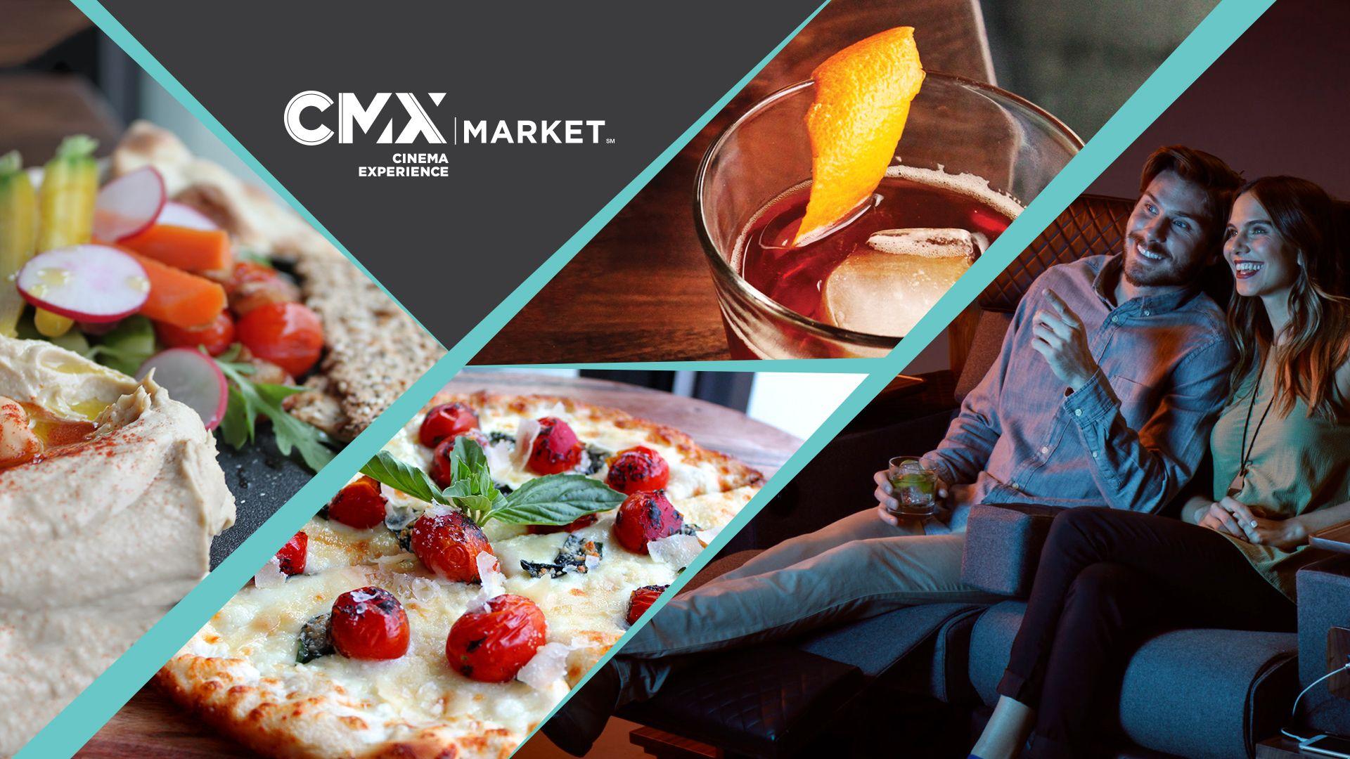 Cmx market cinema experience cinema experience mall of