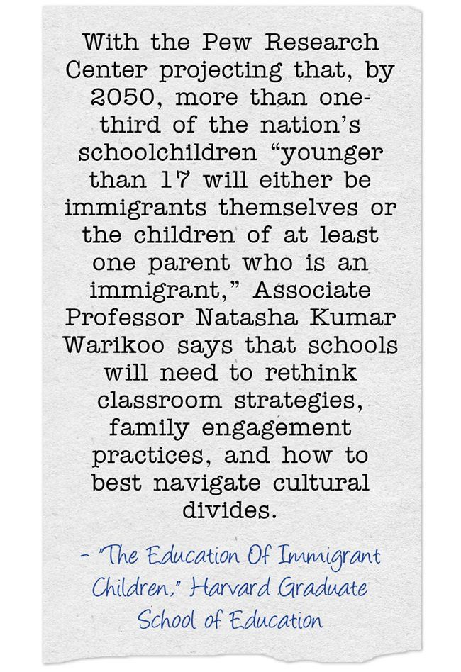 Statistic Of The Day: Immigrant Schoolchildren in 2050 | My