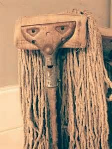 Another mop... this one is wise