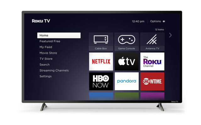 Roku Tv Adds Brand Partners Plus A New Roku Tv Ready Program Techcrunch In 2020 Roku Roku Channels Television