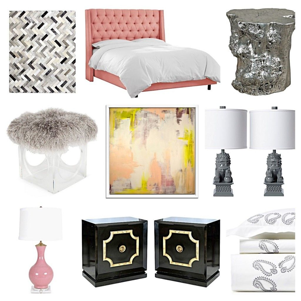 Tips for a Glamorous Bedroom Gold bedroom decor, Bedroom