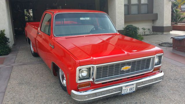 1973 1987 Custom Chevy Trucks