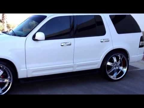 2002 Ford Explorer Eddie Bauer Custom Youtube Let S Ride