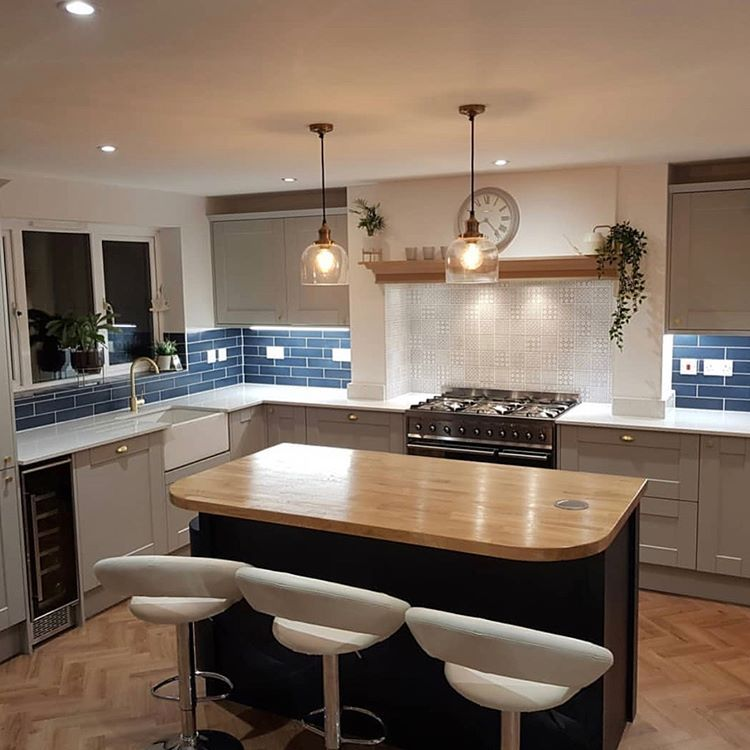 Open Plan Kitchen Diner: Howdens (@howdensjoinery) • Instagram Photos And Videos