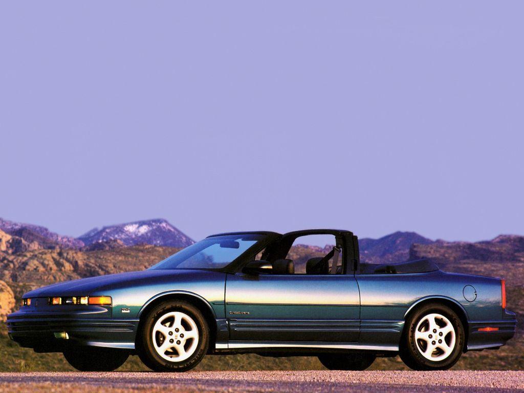 1991 Oldsmobile Cutlass Supreme Convertible Oldsmobile Cutlass Oldsmobile Cutlass Supreme Oldsmobile