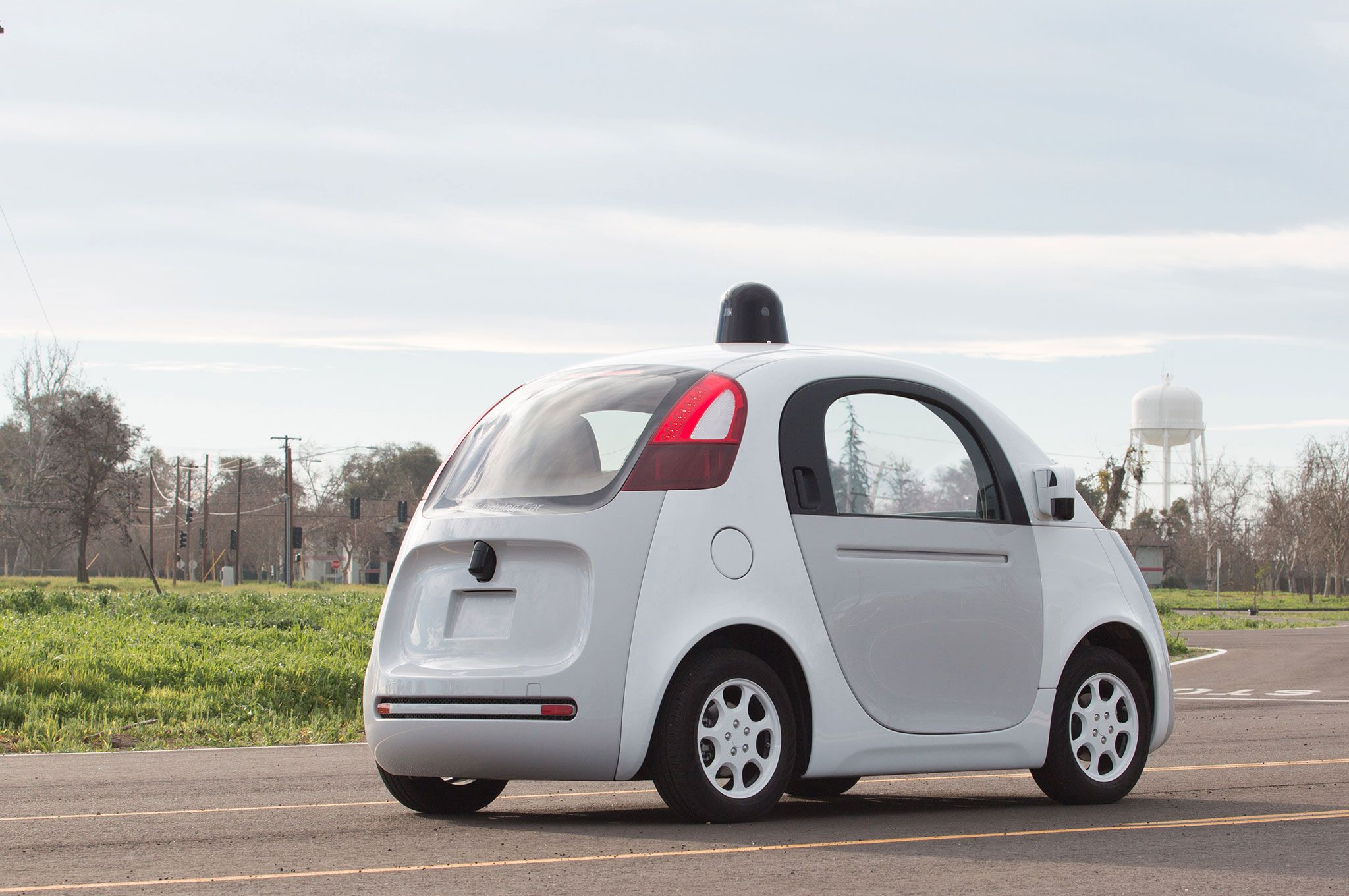 Google's Autonomous Cars Head to Texas Self driving, Car