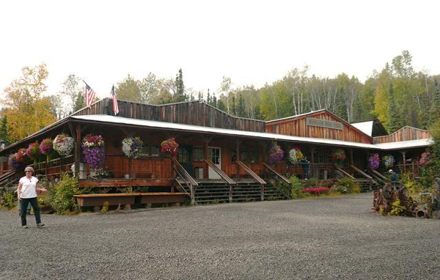 Fun Things to Do in Fairbanks Alaska: El Dorado Gold Mine