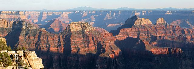 Grand Canyon National Park: North Rim - Bright Angel Pt. 5150 by Grand Canyon NPS, via Flickr