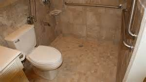 Drawing of A Handicap Accessible Bathroom Opens Limitation into Freedom
