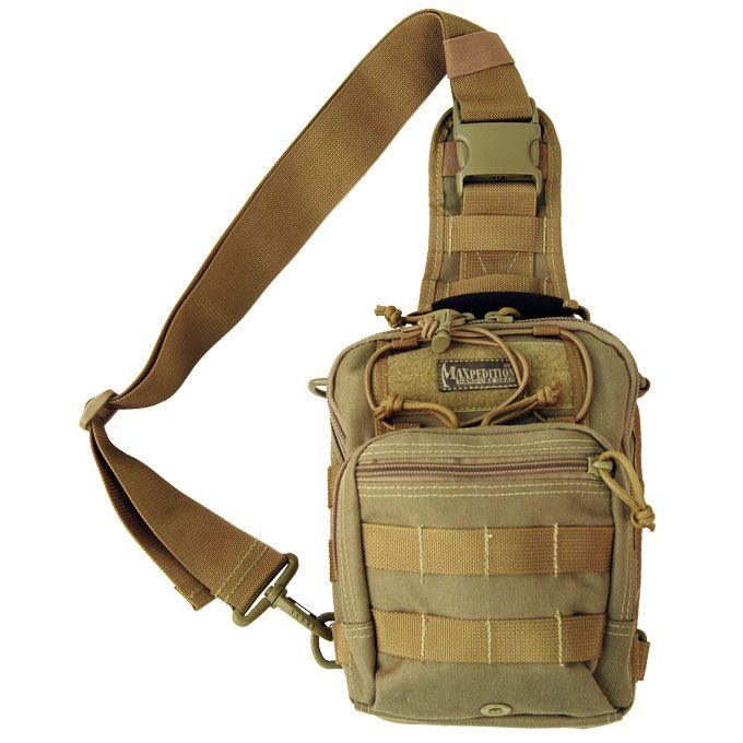 Maxpedition Remora Gearslinger Shoulder Sling Tactical Messenger ...