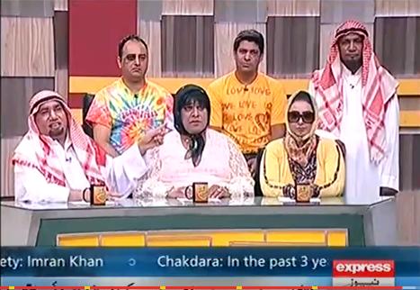Khabardar with Aftab Iqbal 25 August 2016 _ Express News