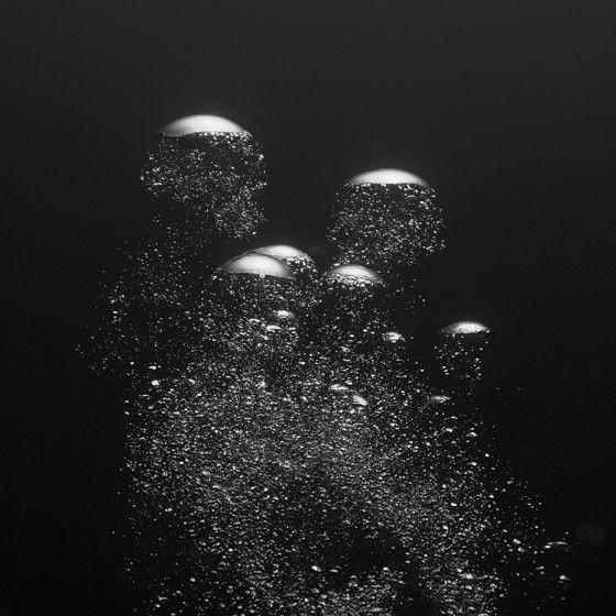 Underwater black and white photography hengki koentjoro